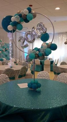 Quinceanera Party Planning – 5 Secrets For Having The Best Mexican Birthday Party Graduation Balloons, Graduation Decorations, Birthday Party Decorations, Party Themes, Wedding Decorations, Wedding Centerpieces, Balloon Centerpieces, Balloon Decorations, Masquerade Centerpieces