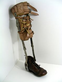 Find images and videos about leg and braces on We Heart It - the app to get lost in what you love. Jamison Fawkes, Steampunk, Prosthetic Leg, This Is A Book, Medical History, How To Train Your Dragon, Httyd, Bellarke, Eliza Taylor