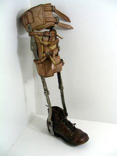 Antique Childs Polio Leg Brace Leather Medical Oddity Poliomyelitis | eBay