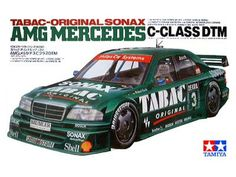 Boxart AMG Mercedes-Benz C-Class 24143 Tamiya