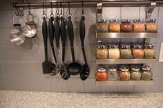 In my frantic hurry to get our house clean before we had guests and before the baby comes... I reorganized our kitchen.  Why not, right?  Be...