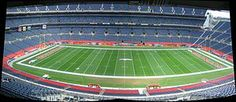 Denver Broncos - Sports Authority Field at Mile High - ''Mile High Stadium II'' - Capacity: 76,125 - 2001 to Present - (Stadium Formerly Named Invesco Field at Mile High 2001 to 2011 & Sports Authority Field at Mile High 2011 to Present)