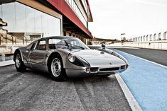 Porsche 904 – Für viele der schönste aller Sportwagen, direkt aus der Feder von Butzi Porsche.