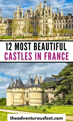 Want to embark on a fairy tale journey of castles? Here are the most beautiful castles in France to add to your bucket list.| most beautiful castles in France |best castle in France |beautiful Loire valley castles| beautiful castles in paris |Dreamy castles near paris | beautiful castles of france |places to visit ın france| must visit castles in france |beautiful castles to visit in france |best chateaus of france | medieval castles in france #frenchcastles #castlesinfrance… Paris Bucket List, Castles To Visit, Day Trip From Paris, Christmas In Paris, French Castles, Famous Castles, Fairytale Castle, Historical Monuments, Beautiful Castles