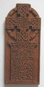 Celtic Cross Art Exhibit