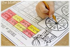 This Interactive Math NO PREP Packet is FILLED with FUN and interactive ways to master math facts (addition) up to 20!