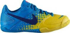 JR Nike5 Elastico (Blue/Yellow) (1.5 Youth) Nike. $34.95. Save 13% Off!