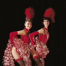 Image result for can can dancers moulin rouge