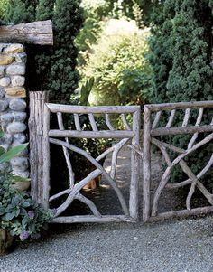 DIY Gorgeous Garden Gates – The Garden Glove
