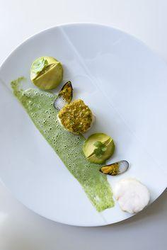 Le restaurant Lucas Carton rejoint la famille des Relais & Châteaux ! #plating #presentation