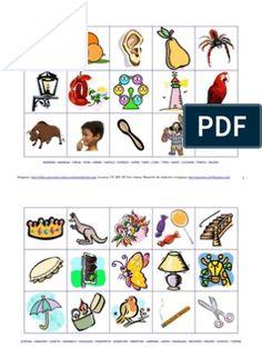 LOTOS POR CATEGORIAS SEMÁNTICAS - NIVEL 1 | Informática y tecnología de la información Social, Comics, World, Frases, Home, Vocabulary, Autism Activities, Phonological Awareness, Speech Language Therapy