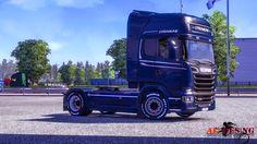 Euro Truck Simulator 2 Michelin Lastik Yaması