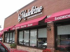 La Madeleine-mmmm                                    Love the tomato soup:)