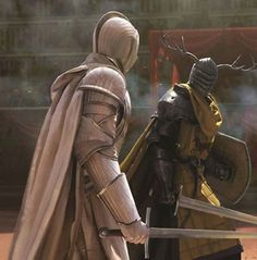Ser Duncan the Tall of the Kingsguard vs Lord Lyonel Baratheon By Chase Stone