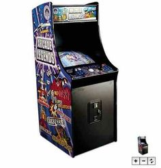 Play your favorite free arcade games at..