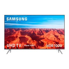 If you're passionate about IT and electronics, like being up to date on technology and don't miss even the slightest details, buy Smart TV Samsung Ultra HD LED USB x 3 HDR 1000 Wifi Silver at an unbeatable price. Samsung Uhd Tv, Smart Tv Samsung, Samsung Galaxy, Dolby Digital, Audio Digital, Usb Hub, Clean Tv Screen, Android Tv, Wifi