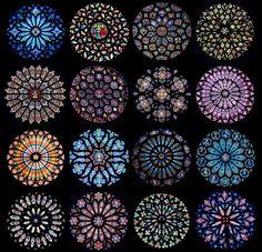 Geometria ed arte: la simmetria radiale   DidatticarteBlog