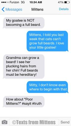 NEW Daily Mittens: The Hereditary Edition More Mittens: http://textsfrommittens.com/ Order Mittens' book: http://amzn.to/1BVvMmB