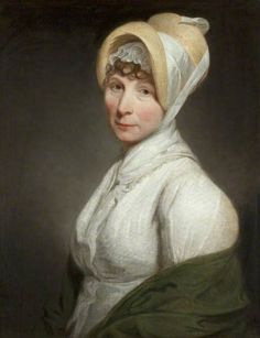 Portrait of a Lady, 1803- 1810 by Andrew Geddes