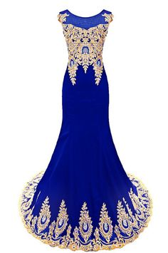 Tidetell.com offers high quality Elegant Mermaid Scoop Sweep Train Bridesmaid/Prom/Homecoming Dress With Embroidery under the category prom/homecoming dresses unit price of $160.99.