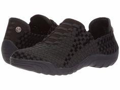 Women's Shoes Bernie Mev Rigged Vivaldi Sneakers Black Velvet