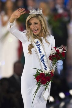 Miss America 2015: Miss New York Kira Kazantsev Crowned Winner