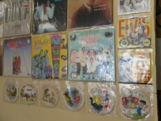 Records from our store.