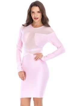 Pencil Dresses, Mini Dresses, Tight Dresses, Trendy Fashion, Girl Fashion, Fashion Looks, Womens Fashion, Beautiful Ladies, Beautiful Dresses