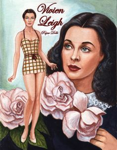 Vivien Leigh and Scarlett O'Hara will be forever insparable but this PD showcases her other remarkable movie roles as well. To see more, click here http://www.fancyephemera.com/moviestars.html#VIVIENLEIGH