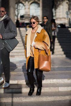 Стритстайл мужской недели моды в Париже