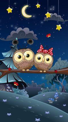 Cute Owls Wallpaper, Animal Wallpaper, Colorful Wallpaper, Flower Wallpaper, Cartoon Wallpaper, Iphone Wallpaper, Fall Backgrounds Iphone, Powerpuff Girls Wallpaper, Paisley Art