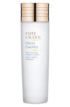 Estée Lauder 'Micro Essence' Skin Activating Treatment Lotion available at #Nordstrom
