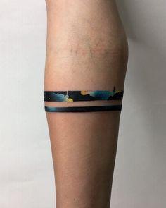 50 Beautiful Bracelet Tattoos For Men Bracelet Bras, Bracelet Tattoo For Man, Tattoo Band, Cuff Tattoo, Piercing Tattoo, Piercings, Band Tattoo Designs, Bracelet Tattoos, Armband Tattoos