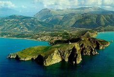 Cilento National Park in Italy