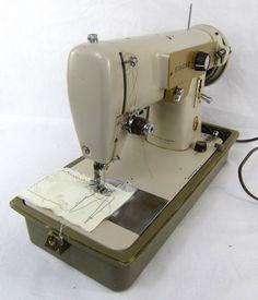 Vintage Heavy Duty Industrial Strength Singer 223 Sewing Machine Made in Japan | eBay
