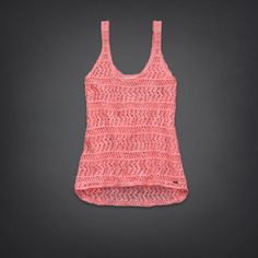 Bettys Laguna Hills Sweater Tank | Bettys Fashion Tops | HollisterCo.com