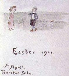 Easter 1911.