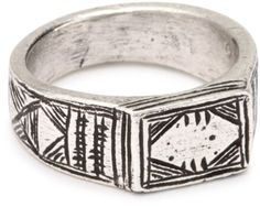 Low Luv by Erin Wasson Afghani Stack Gold Sterling Silver Ring, Size 6 - $14.87 - 21% off. The price just recently dropped on Amazon according to the buyerninja price history chart.