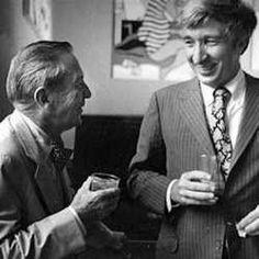 John Cheever and John Updike