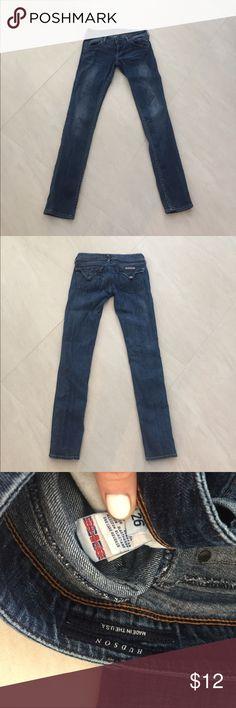 HUDSON jeans light blue skinny HUDSON jeans light blue skinny in perfect condition Hudson Jeans Jeans Skinny