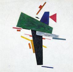 Kazimir Malevich. Untitled. ca. 1916 - Guggenheim Museum