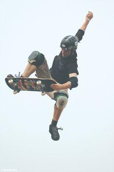 Bob Burnquist, Rio de Janeiro, Brasil... #skate #skateboarder  #skateboarding
