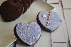 Cocoa cookies - for someone special