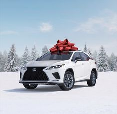 Yes it's big red bow time! My Dream Car, Dream Cars, Lexus Suv, Bow, Future, Vehicles, Arch, Longbow, Future Tense