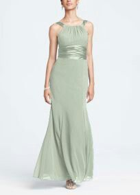 David's bridal meadow green
