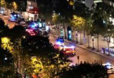 Sparatoria nei pressi degli Champs Elysees: morti due agenti