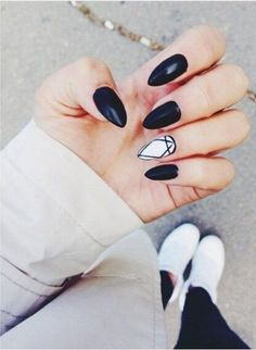 Cute kitty cat nails