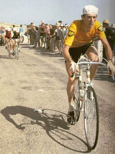 Roger Pingeon  He won the Tour de France in 1967.