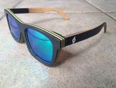 Image result for recycled sun glasses designed by surfer