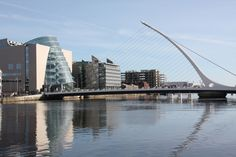 The Convention Centre Dublin and the Samuel Beckett Bridge | Flickr - Photo Sharing!